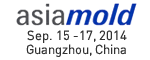asiamold Sep. 15 -17, 2014, Guangzhou,China