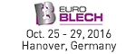 EuroBLECH Oct. 25 - 29, 2016 Hanover, Germany