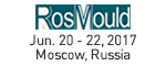 RosMould Jun. 15 - 17, 2016 Moscow,Russia