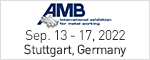 AMB Sep.15 - 19, 2020 Stuttgart, Germany