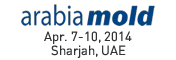 arabia mold Apr. 7-10,2014,Sharjah,UAE